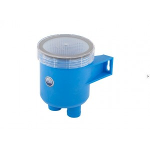 Raw water strainer 25mm (pp)