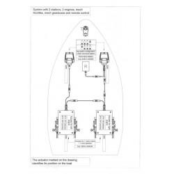 docking remote wrc 3f