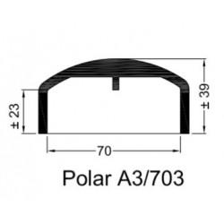 A3/703 Rubberen mof v. POLAR