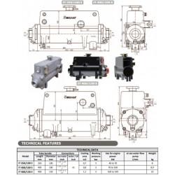 Warmtewisselaar SCAM type 400-100E
