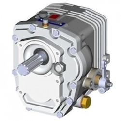 PRM 125D2,5 mechanische keerkopp. 2,5:1