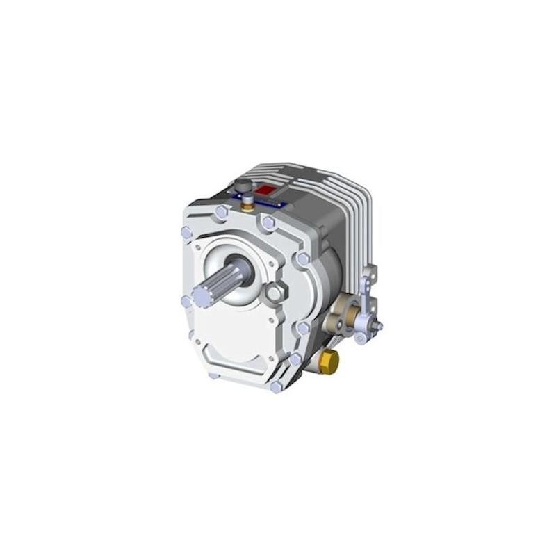 PRM 125D2,5 mekaniskt backslag 2,5:1.
