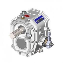 PRM 60D2 mekaniskt backslag 2:1.