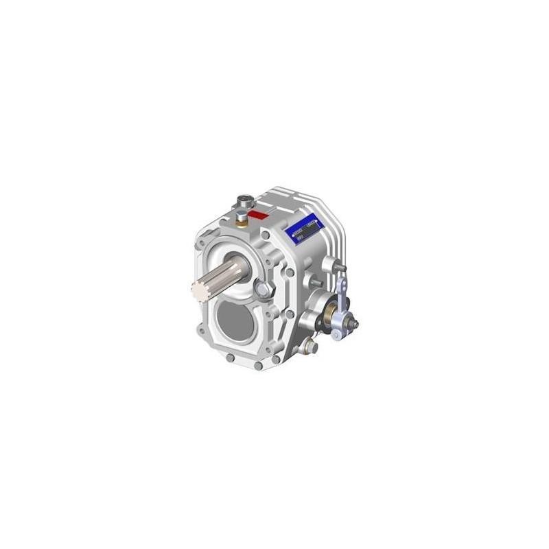 PRM 60D2 mech. keerkoppeling 2:1
