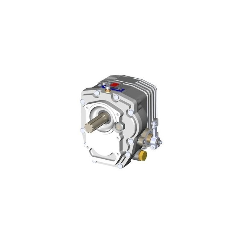 PRM 90D2,5 mech. keerkoppeling 2,5:1