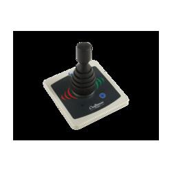 ALFA20H  panel med enkel joystick för hydraulisk bogpropeller