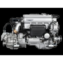 Marin dieselmotor CM4.65 med PRM 150 backslag.