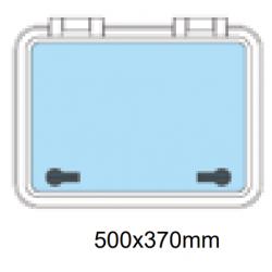 Däckslucka 500x370mm