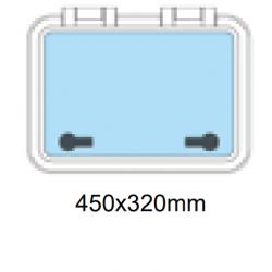 Däckslucka 450x320mm