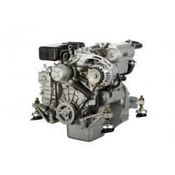 Marin dieselmotor CM2.16 med segelbåtsdrev adapter.