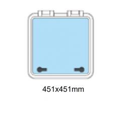 Däckslucka 451x451mm