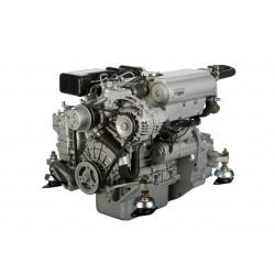 Marin dieselmotor CM3.27 med sd adapter.