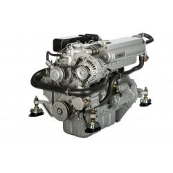 Marin dieselmotor CM4.42 utan backslag.