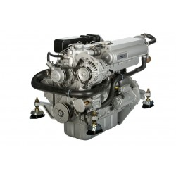 Marin dieselmotor CM4.42 med sd adapter.