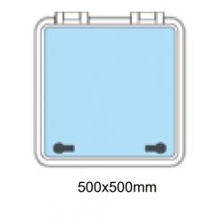 Däckslucka 500x500mm