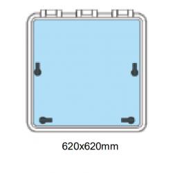 Däckslucka 620x620mm