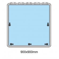 Däckslucka 900x900mm