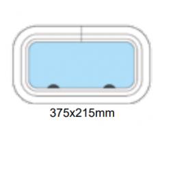 Porthål 375x215mm öppningsbar