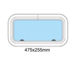Porthål 475x255mm öppningsbar