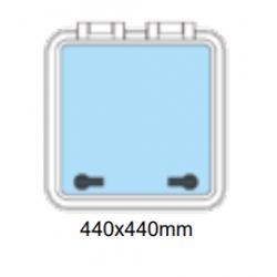 Flushline däckslucka 440x440mm
