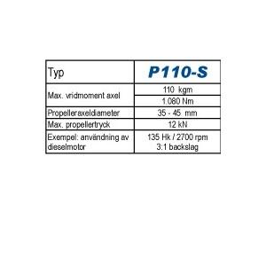 Python-Drive P110-S.