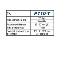 Python-Drive P110-T.
