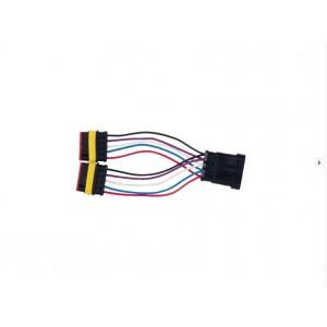 Fly bridge splitter cable