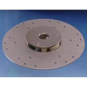 18M3 demperplaat  Ø 336,5 mm. 540 Nm.