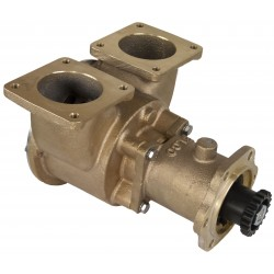 "JMP Impeller pump G6400 2"" flange conn."