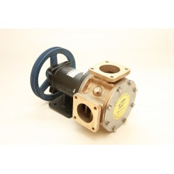 "JMP Impeller pump 65LF 2½"" fl. conn."