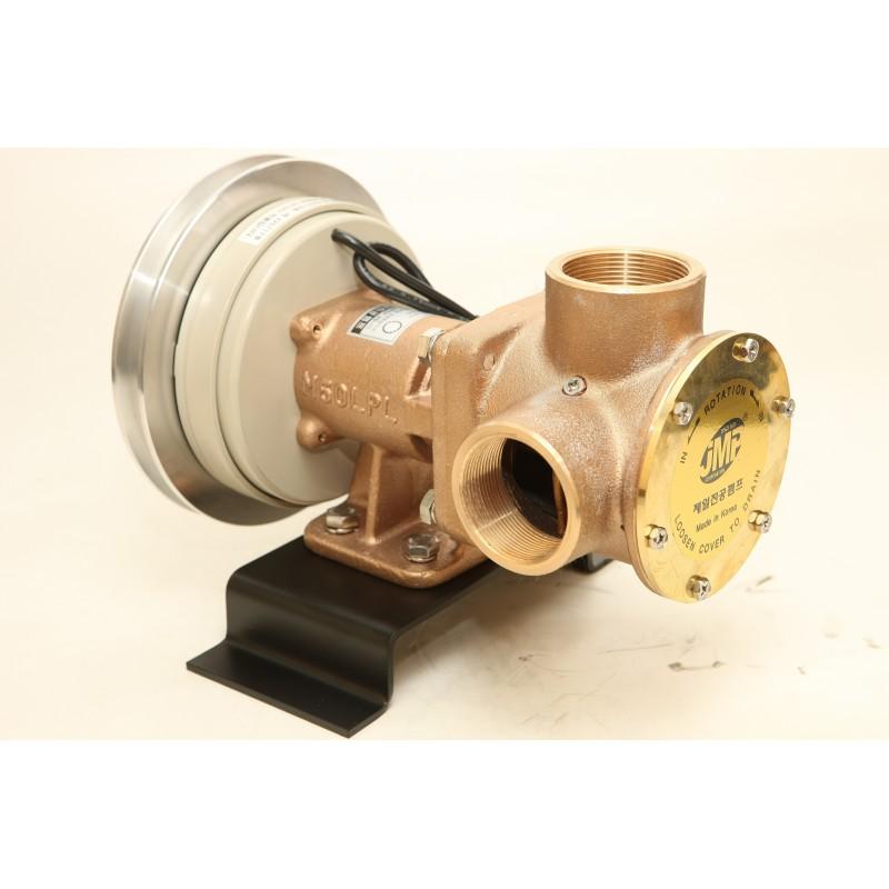 """JMP Impeller pump M50LPL12 2"""" BSP conn."""