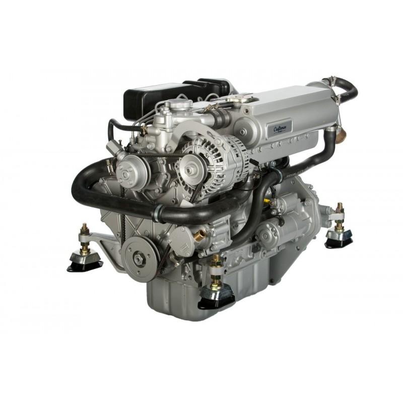 Marin dieselmotor CM4.42 med backslag.