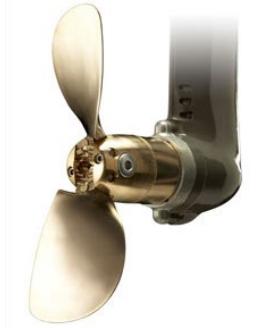 Foldingpropeller